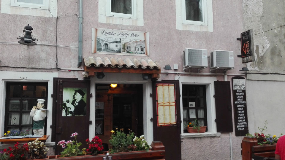 """""""Lavlji Dvor"""" Tavern"""