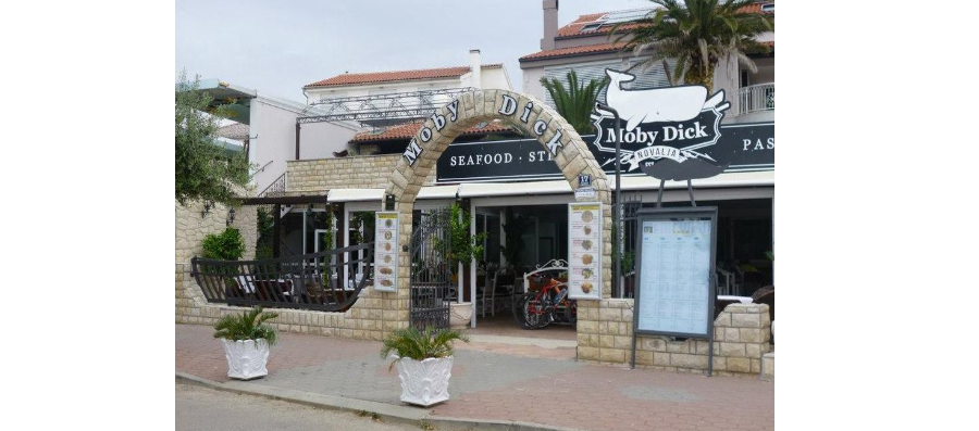 Restaurant Moby Dick